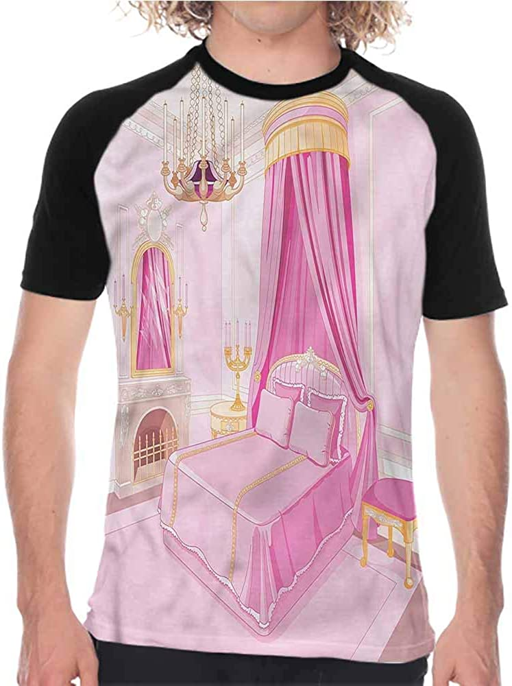 Princess,Print Tees Little Baby Magic Wand,Men T-Shirts Short Sleeve Sportswear