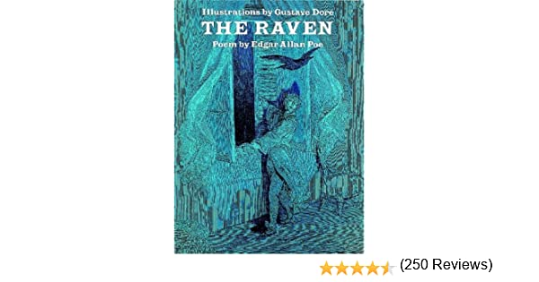 The Raven (Dover Fine Art, History of Art): Edgar Allan Poe ...