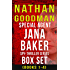 The Special Agent Jana Baker Spy-Thriller Series Box Set (Books 1-4)