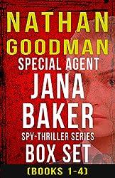 The Special Agent Jana Baker Spy-Thriller Series Box Set (Books 1-4)