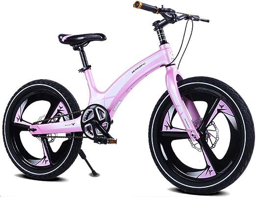 SJSF Y Bicicleta de Carretera para niños, 20 Pulgadas Bicicleta de ...