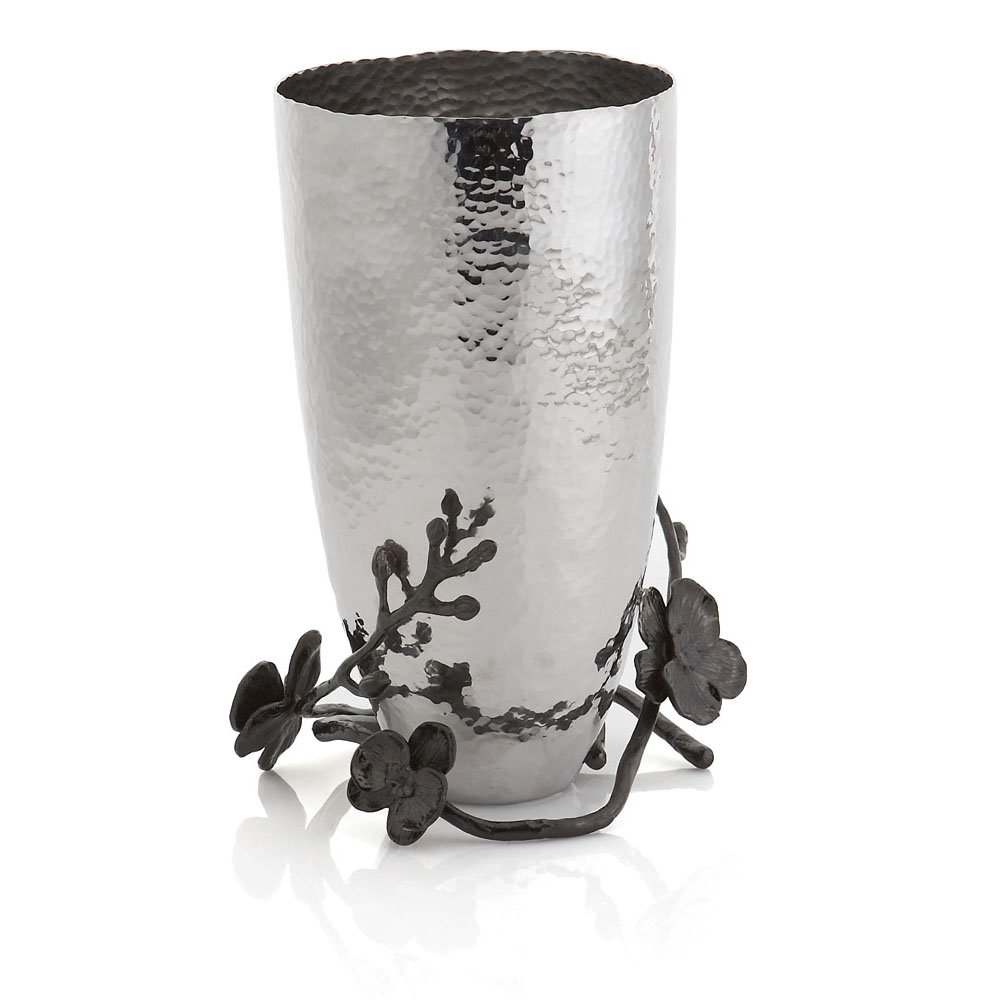 Michael Aram Black Orchid Vase Medium by Michael Aram