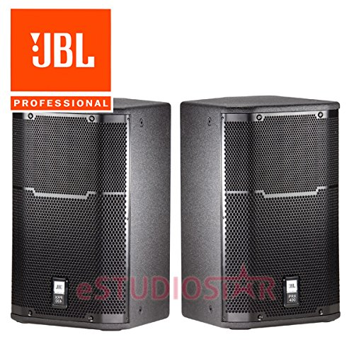 Pair Of JBL PRX412M Woofer Speakers