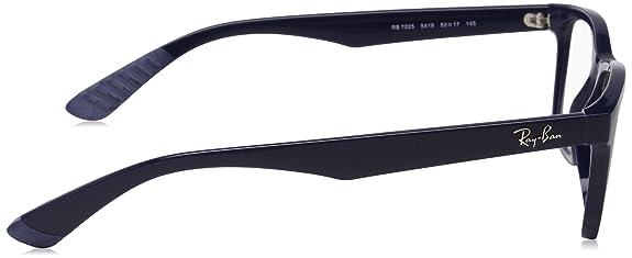 721c704579 Ray-Ban RX8412 Carbon Eyeglasses-2509 Black-54mm  Amazon.ca  Shoes    Handbags
