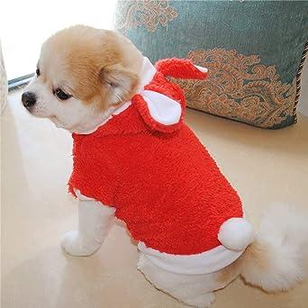 Ropa para Mascotas,Dragon868 Moda Adorable Conejo Ropa Cachorro y Gatito Mascotas Perros Ropa: Amazon.es: Ropa y accesorios