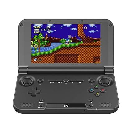 Amazoncom Gpd Xd Plus 2018 Update Portable Gaming Handheld 5