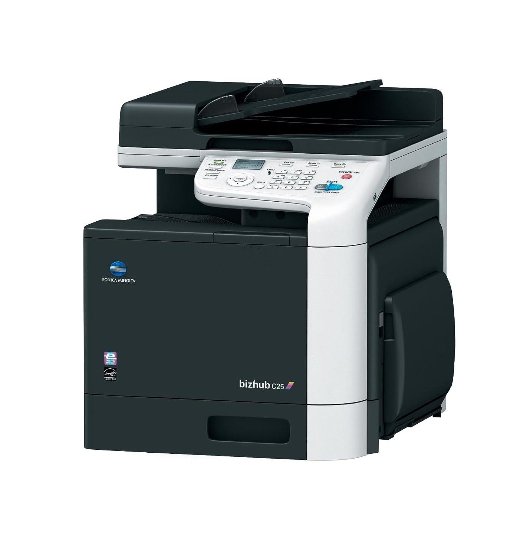 Konica Minolta bizhub C25 Printer XPS Drivers PC