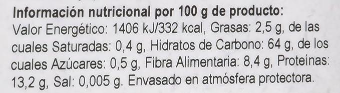 HARINA DE ESPELTA INTEGRAL BIO 1 Kg: Amazon.es: Alimentación ...