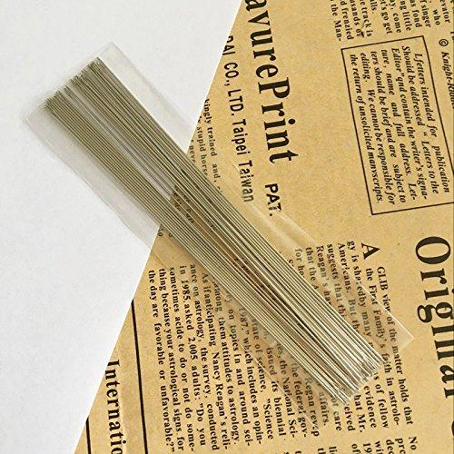30Pcs Beading Needles Threading String Cord Pins Hand Tools for DIY Jewellry Making(4.72inch) Velishy Dream