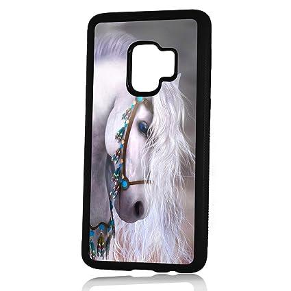 coque samsung s9 cheval