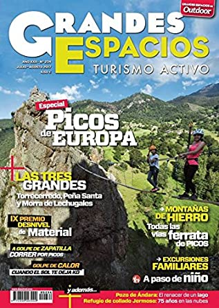 Grandes Espacios July 1, 2017 issue