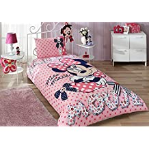 Minnie Mouse, Pink Bedding Set, Twin
