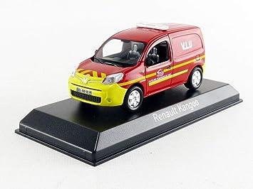 Norev NV511326 - Parachoques para Renault Kangoo Van 2 Pompiers Vlu Amarillo: Amazon.es: Juguetes y juegos