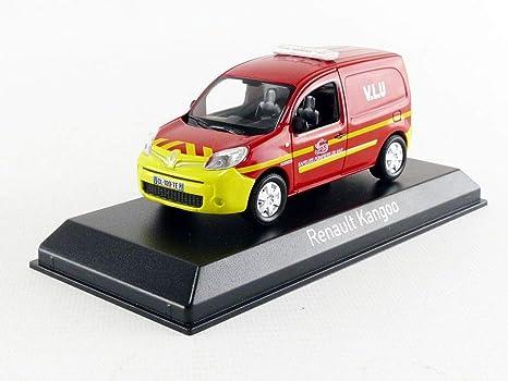 Norev NV511326 - Parachoques para Renault Kangoo Van 2 Pompiers Vlu Amarillo