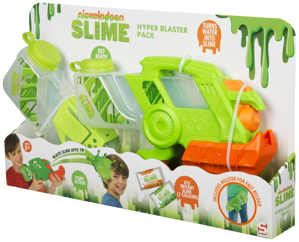 Nickelodeon Slime Hyper Blaster Shooter by Nickelodeon (Image #9)