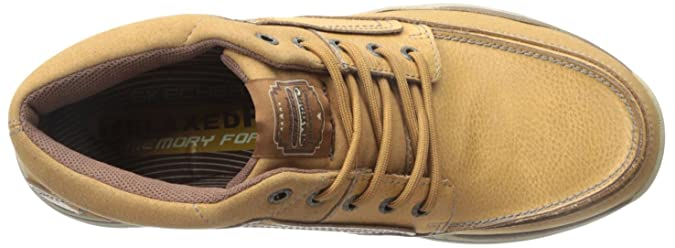 | Skechers USA Men's Expected Chukka Boot | Chukka