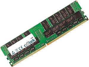 OFFTEK 64GB Replacement RAM Memory for Dell PowerEdge R740 (DDR4-21300 (PC4-2666) - LRDIMM ECC) Server Memory/Workstation Memory