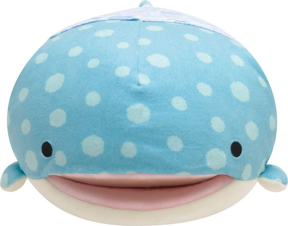 Jinbesan Super Mochi Mochi Hugging Pillow by San-X (Image #3)