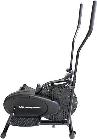 Ultrasport Bicicleta elíptica Basic X-Trainer 100 con consola y ...