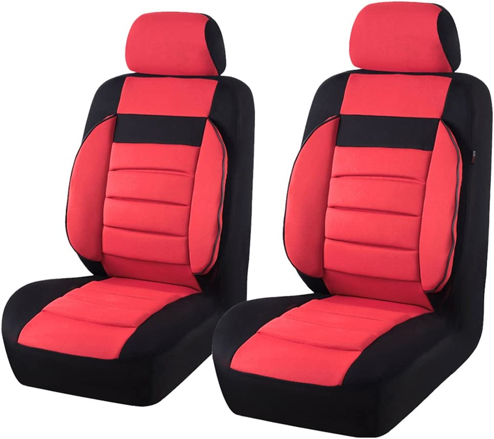 Amazon Com Car Pass Universal Two Front Car Seat Covers Set