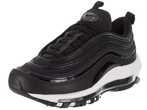 quality design cbe34 5e64d Nike Women's W Air Max 97 PRM, Black/Black-Anthracite, 10 US: Amazon ...