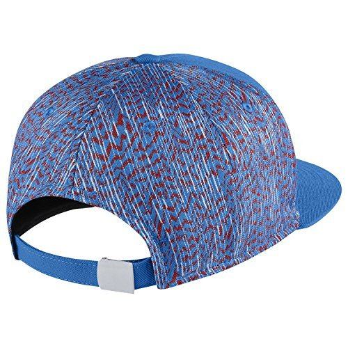 Nike Boys S+ KD True Hat (One Size, Blue (407) / White/Red)