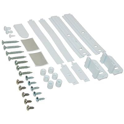 Spares2go Décor Porte Slider kit de fixation pour réfrigérateur congélateur CDA