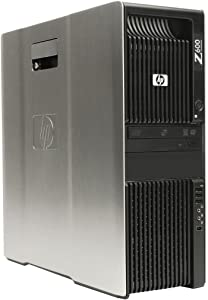 HP Z600 Workstation 2X X5650 Six Core 2.67GHz 16GB 500GB DVDRW Dual DVI 650W