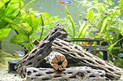 Cholla Wood is a fantastic and natural way to lower and buffer pH. This is the only kind of driftwood used by Aquatic Arts for all of our low-pH tanks, including some of our dwarf shrimp tanks. The pieces of driftwood add a natural beauty to ...