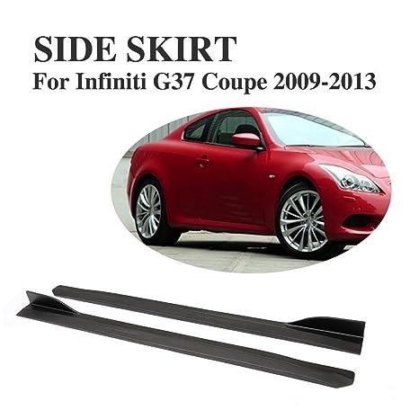 Amazon Com Jcsportline Frp Side Skirts Fits Infiniti G37 Coupe 2