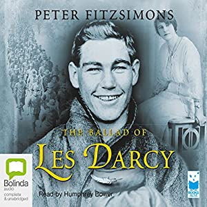 The Ballad of Les Darcy Audiobook