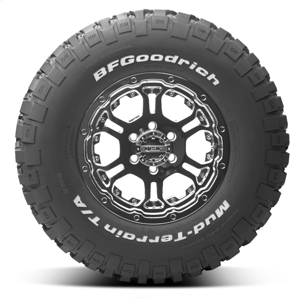 32//11.50-15 113Q BFGoodrich MUD TERRAIN T//A II All-Terrain Radial Tire