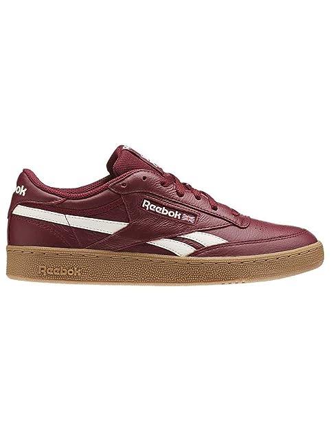 Hombre Amazon Y Plus Granate es Revenge Zapatos Reebok Zapatillas 7qIaq