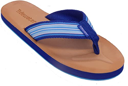 Tidewater Womens Onslow Wedge Sandals /& Travel Sunscreen Bundle