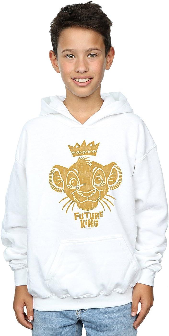 Disney Boys The Lion King Future King Hoodie