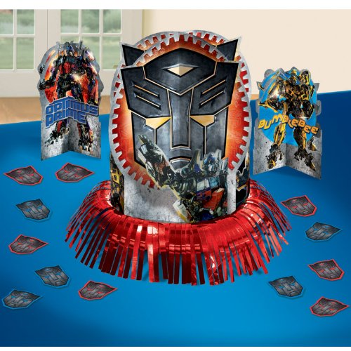 Transformers 3 - Centerpiece Kit Party Accessory ()