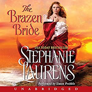 The Brazen Bride Hörbuch