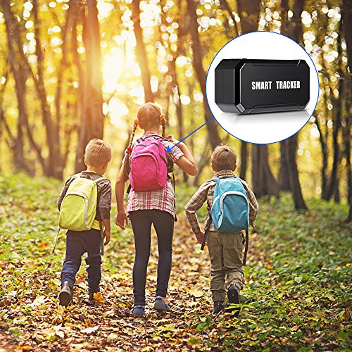 Lixada// Mini Portable USB Rechargeable Magnetic Vehicle GPS Tracker Wireless Outdoor Cycling Tracking System Real Time Locator Anti-Theft by Lixada/ (Image #8)