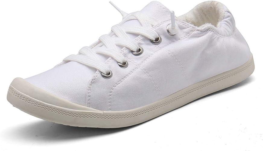 Slip On Shoes Canvas Classic\u0026Comfort