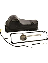 Ford Racing M6675A460 Oil Pan Kit, Includes Rear Sump, 6 Quart
