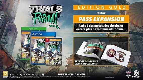 Trials Rising - Edition Gold [Importación francesa ...
