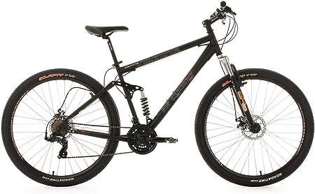 KS Cycling Insomnia - Bicicleta de montaña de doble suspensión ...