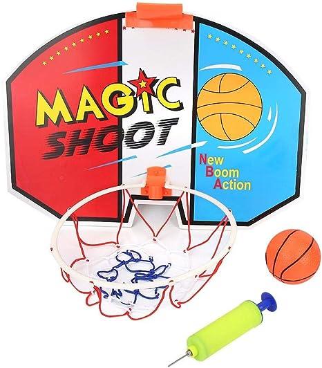 Alomejor Basketball Hoop Mini Basketball Board para niños Juego de ...