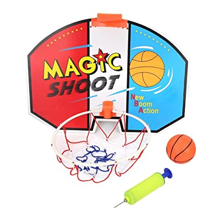 Alomejor Basketball Hoop Mini Basketball Board para niños ...