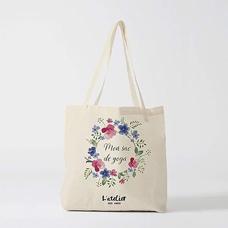 Bolsa de yoga personalizable con bolsa de pañales para todo ...