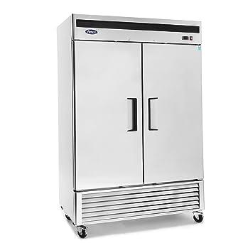 Amazon.com: Nevera Congelador Comercial, Atosa mbf8503 doble ...