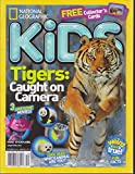 Best National Geographic Magazines For Kids - National Geographic Kids Magazine December 2016/January 2017 Review