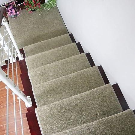 YXNN - Esterilla Protectora para escaleras - Alfombrillas Antideslizantes para escaleras - Protección - Salón, Hotel, auditorio, D, 100x24cm(15pcs): Amazon.es: Hogar
