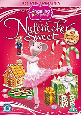 Angelina Ballerina: The Nutcracker Sweet [DVD]: Amazon.co.uk