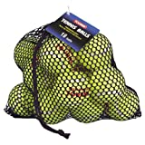 Unique Mesh Carry Bag of 18 Tennis Balls